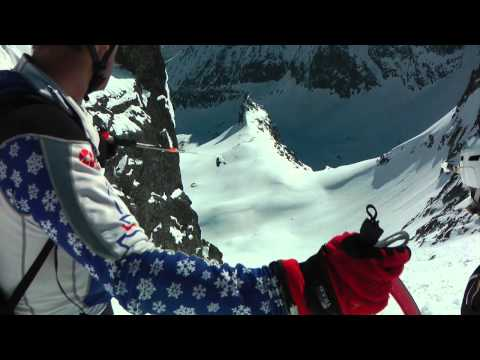 VIDEO: Zopakovanie Tatarkovho skialpinistického prechodu!