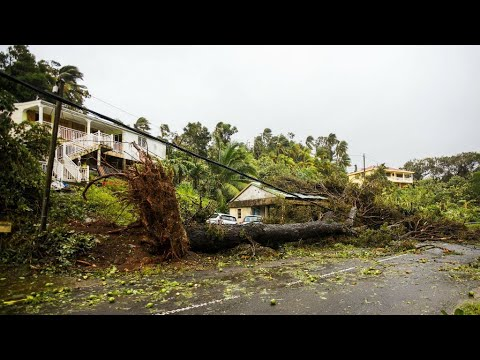 العرب اليوم - الإعصار