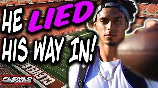 Video What Happened to The Player Who LIED His Way Into the NFL? MP3, 3GP, MP4, WEBM, AVI, FLV Agustus 2019
