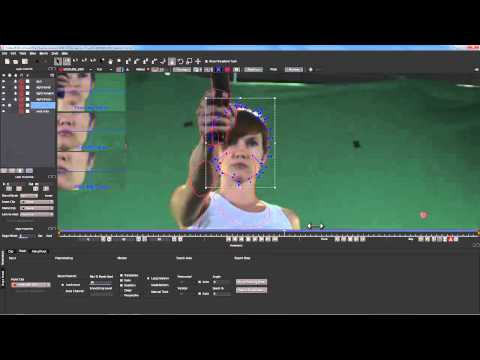 Mocha AE Creative Cloud Rotoscoping Demo with Mary Poplin at SIGGRAPH 2013