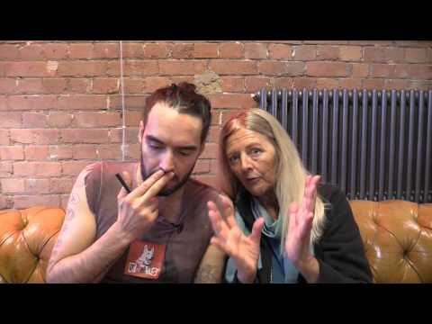 re - Russell Brand The Trews (E180). PART 2 of yesterday's episode in which I speak to Helena Norberg-Hodge, an analyst of the impact of the global economy on cultures and agriculture & a pioneer...