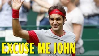 PLEASE SUBSCRIBE http://bit.ly/2nJbjRx : Support Roger Federer Foundation www.rogerfedererfoundation.org...