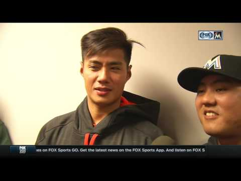 Wei-Yin Chen -- Miami Marlins at New York Mets 04/07/2017