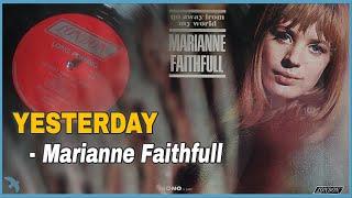 Marianne Faithfull - Yesterday (1965)