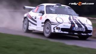 Ruben Zeltner - Porsche 911 GT3 RS - Rallyeteamspecial 2011