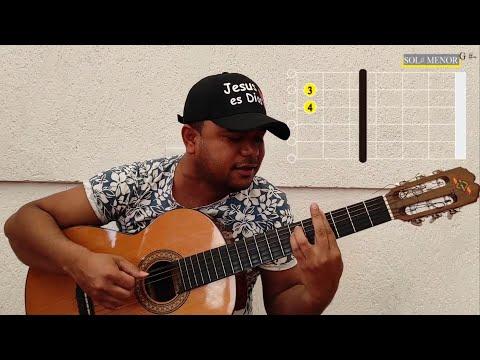 Como Tocar, El Que Te Gusta Soy yo en Guitarra Silvestre Dangond - SI & LA mayor, Argenis Contrera