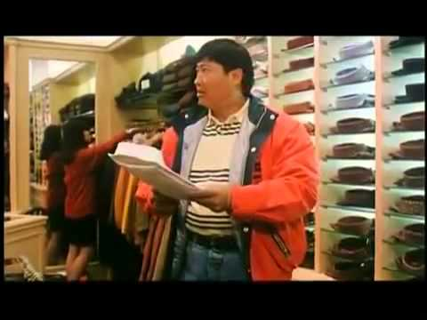 Sammo Hung In Touch And Go 1991