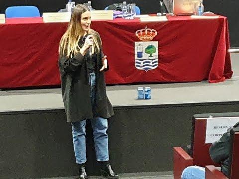 Charla «Psicología en el Deporte» (May Silgado Martín)