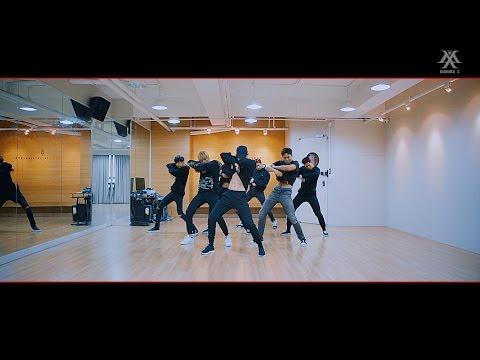 Video [Dance Practice] 몬스타엑스 (MONSTA X) - 히어로(HERO) Fix ver. download in MP3, 3GP, MP4, WEBM, AVI, FLV January 2017