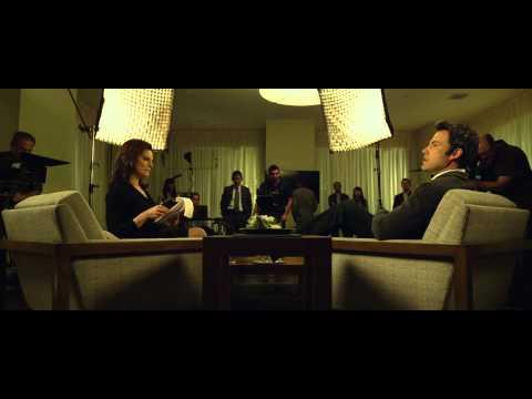 Gone Girl - Bande-annonce Teaser VOST