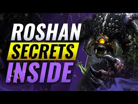 EVERYTHING You Thought You Knew About Roshan - Dota 2 Tips