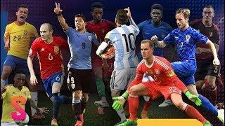 Video Pemain Terpendek, Tertinggi, Terberat, Teringan, Termuda, dan Tertua di Piala Dunia 2018 MP3, 3GP, MP4, WEBM, AVI, FLV April 2019