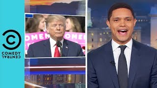 Video Donald Trump's Back On The Campaign Trail | The Daily Show With Trevor Noah MP3, 3GP, MP4, WEBM, AVI, FLV Maret 2018