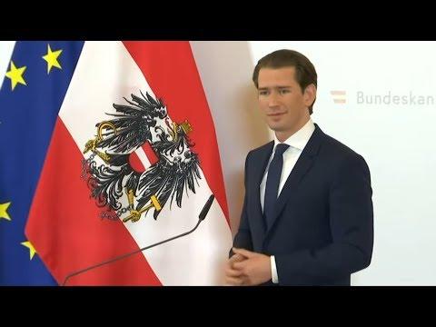 Österreich: Misstrauen gegen Kurz - stürzen FPÖ und S ...