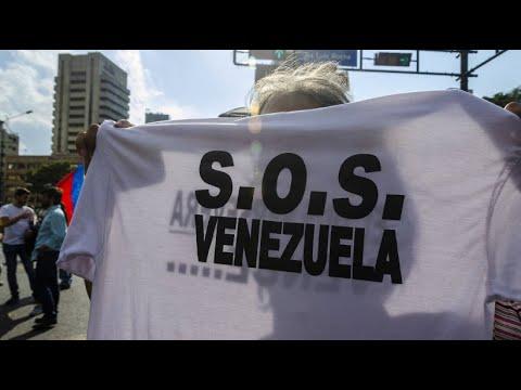 USA: Sanktionen gegen Venezuela sollen verschärft werden