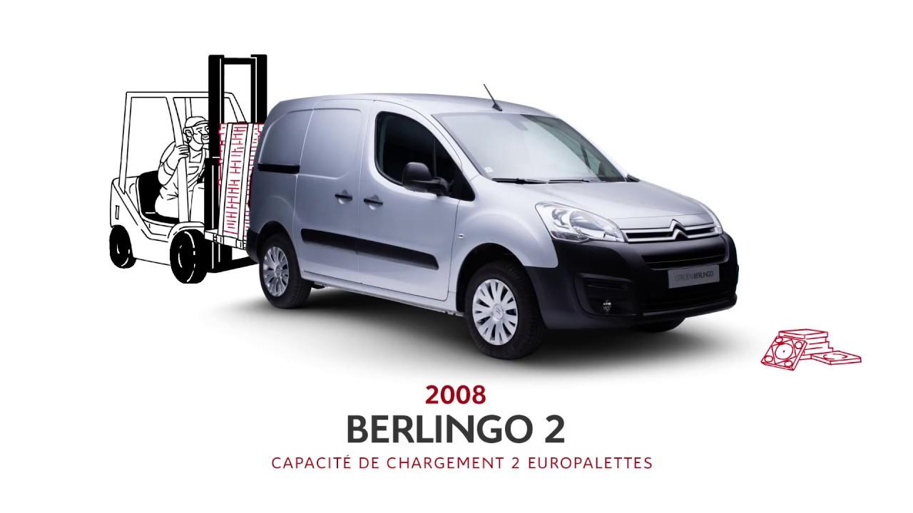 Citroën, le partenaire des artisans depuis 100 ans