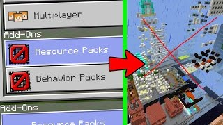 Do NOT BREAK this Minecraft Pocket Edition Addon Pack!!!! (This Could BREAK MCPE)