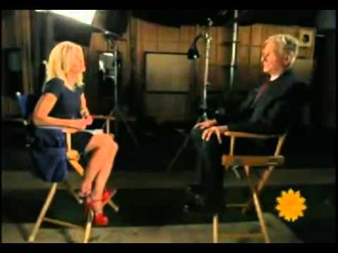 harmon - Sorry, not very good video, audio is out of sync (but you can fix it watching with e.g Vlc, -0200) CBS Sunday Morning May 5, 2013, interview by Tracy Smith.