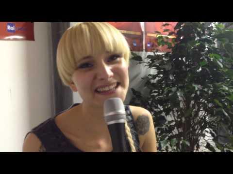 Intervista Veronica De Simone, Sanremo 2014