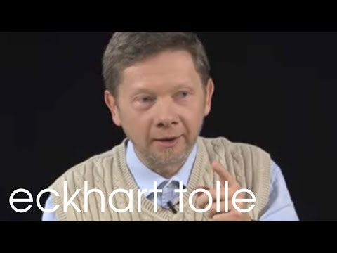 Thought - Sample Q&A from the May 2010 Issue of Eckhart Tolle TV Q: Is the ego the source of our thoughts or are our thoughts generated elsewhere and passed through th...