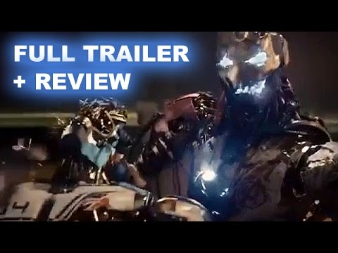 review trailer - Avengers 2 debuts its official trailer for 2015! Watch it today with a trailer review! http://bit.ly/subscribeBTT Avengers 2 aka Avengers Age of Ultron debuts its official trailer for 2015...
