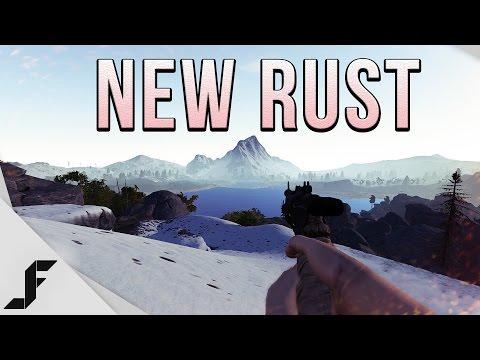 New Rust - New Adventures! (видео)