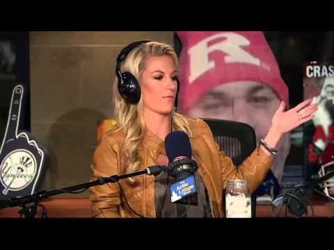 The Artie Lange Show - Jessimae Peluso (in-studio) Part 2