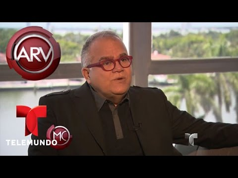 Armando Correa presenta su nueva novela | Al Rojo Vivo | Telemundo
