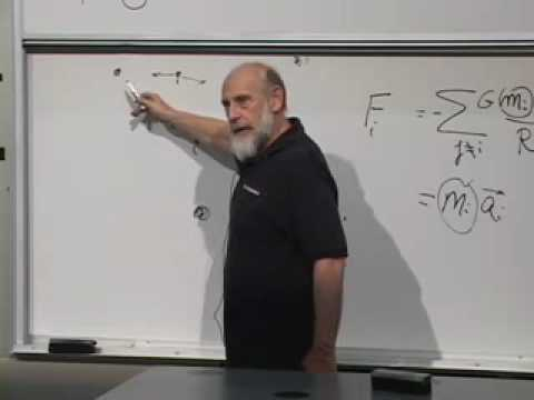 lecture - Lecture 1 of Leonard Susskind's Modern Physics concentrating on General Relativity. Recorded September 22, 2008 at Stanford University. This Stanford Continu...