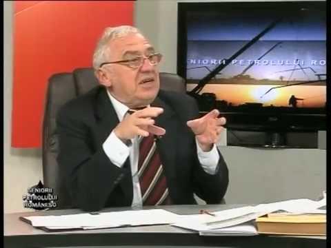 Emisiunea Seniorii Petrolului Românesc – Aurelian Neguț – 29 noiembrie 2014