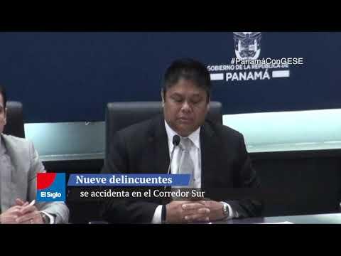 9 delincuentes peligrosos han sido capturados en Panamá.