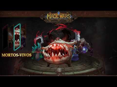 Это БОЛЬШЕ ЧЕМ СТРАТЕГИЧЕСКАЯ игра! Magic Wars!