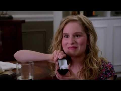 Lisa proposes to Malik - Suburgatory Best Bits