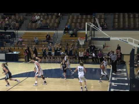 Video Highlights: Yale-Dartmouth Women's Basketball Feb. 12, 2011