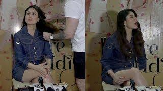 Video Kareena Kapoor के ऐसे अजीब नखरे देख कर आप हैरान रह जाएंगे Veere Di Wedding की Promotion पर MP3, 3GP, MP4, WEBM, AVI, FLV Maret 2019