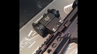 In this vid I go over the new Leatherwood Hi-Lux Micro B Dot 2moa optic. I've heard good thing's about it so thought I would give it a try. Can't beat it if it holds up to the claims and with a 55000 hr battery life you cant go wrong.Like, Comment, SubscribeThanks!Callsign