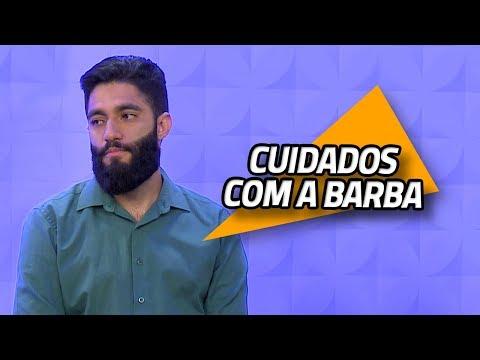 Cuidados com a barba  10/06/2019  DE TUDO UM POUCO