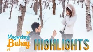 Video Magandang Buhay: The love story of Slater & Kryz MP3, 3GP, MP4, WEBM, AVI, FLV Agustus 2018