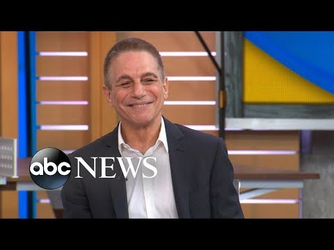 Tony Danza's grandson calls him 'grampy' and we are melting