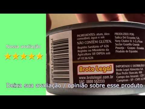 Atum ralado em óleo comestivel PRODUTOS