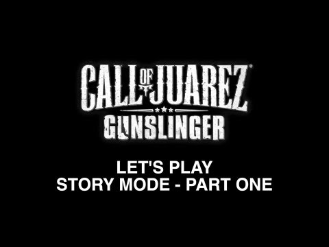 Call of Juarez® Gunslinger (CD-Key, Steam, Россия, СНГ) Gameplay