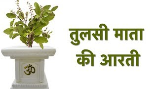 तुलसी माता की आरती | Tulsi Mata Ki Aarti | ओम जय तुलसी माता । Om Jai Tulsi Mata
