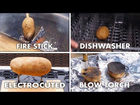 Every Way to Cook a Potato