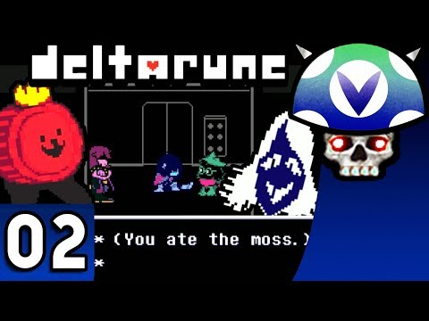 [Vinesauce] Joel - Deltarune ( Part 2 )