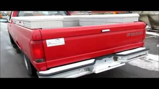 1996 Ford F150 pickup truck for sale | sold at auction March 13, 2012 (2015)