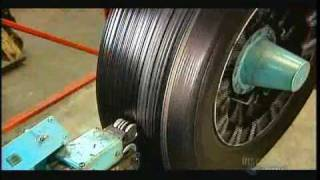 Video How It's Made Remolded tires MP3, 3GP, MP4, WEBM, AVI, FLV Mei 2017