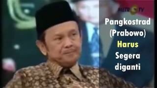 Video Habibie: Saya Saksi Keganasan Prabowo MP3, 3GP, MP4, WEBM, AVI, FLV April 2019