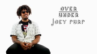 Watch Joey Purp Rate Tinder, Snapchat Filters and Drake