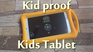 """Looking to buy a tablet for your kids? With features like UV ray protection, parental controls, scratch proof & impact resistant screen, this tablet is definitely worth checking out.Visit us at http://www.techulator.comEddy in association with Cartoon Network has come out with two variants of Android tablets for kids. The one shown in this video is the Ben 10 tablet that's designed for young ones with a creative mind. (2nd) Creativity Tablet review: http://youtu.be/kJaeo0ho9AEAs a parent, I feel it is extremely difficult to keep your children off your smartphones and tablets these days. Since technology and its use is more of a necessity now, one needs to find a balance between keeping children away from too much and too less exposure to it. Here's an Android tablet that lets you do, just that.Specifications:Intel Atom Z2520 processor7"""" capacitative IPS display (1024X600 resolution)16GB internal storage (expandable upto 32GB)1GB RAMAndroid 4.2.2 Jelly Bean with a layer of Athena OS.2800mAh battery capacityBluetooth, Wi-FiFront and Rear cameras (2 Megapixel each)Best Buy Link: http://clnk.in/VKy-~-~~-~~~-~~-~-Please watch: """"Share a hard drive with everyone on your Wi-Fi network - Network Hard Drive using Router USB"""" https://www.youtube.com/watch?v=Z8L1v-MN0jA-~-~~-~~~-~~-~-"""