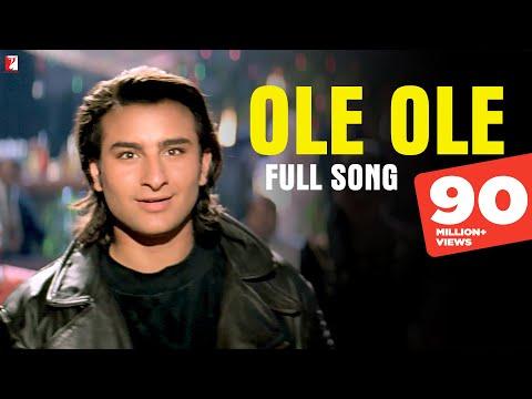 Ole Ole - Full Song | Yeh Dillagi | Saif Ali Khan | Kajol | Abhijeet Bhattacharya | Hindi Old Song